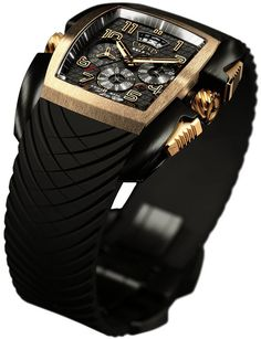 Cyrus Watch Kuros Titanium Rose Gold Limited Edition #add-content #bezel-fixed #bracelet-strap-rubber #brand-cyrus #case-material-titanium #case-width-44mm #chronograph-yes #date-yes #delivery-timescale-call-us #dial-colour-black #gender-mens #limited-edition-yes #luxury #movement-automatic #new-product-yes #official-stockist-for-cyrus-watches #packaging-cyrus-watch-packaging #style-dress #subcat-kuros #supplier-model-no-598-302-b #warranty-cyrus-official-2-year-guarantee