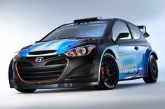 #SouthwestEngines Modified Hyundai i20 WRC Evo 2013