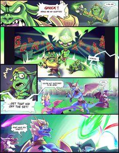 Spyro The Dragon, My Little Pony Comic, Assassins Creed, Video Games, Aesthetics, Art, Dragons, Art Background, Videogames
