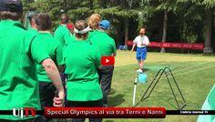 Al via i Giochi Estivi Special Olympics di Terni e Narni