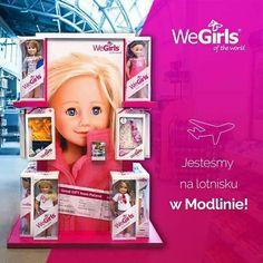 Zrób okazyjne zakupy w locie! Nowe pomysły na prezenty i nowe stoisko WeGirls na lotnisku w Modlinie. Zapraszamy na zakupy. W zestawie taniej! http://wegirls.com/pl/99-zestawy-prezentowe