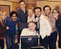 RIP Prof. Stephen Hawking TBBT
