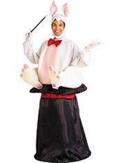 Adult Magic Hat Rabbit Costume