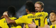 Dortmund locker weiter - Borussia Dortmund hat im DFB-Pokal keine Blöße gezeigt…