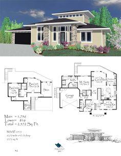 Mark Stewart Home Design Plan M-2602. | Mark\'s Favorites ...