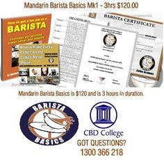 7 Best Barista Basics Coffee Academy - Sydney images in 2017