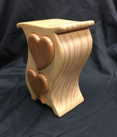 Handcrafted bandsaw jewelry   stash   trinket by RGSWoodDesigns Firewood  Rack, Wood Turning Projects, a3c4da704e