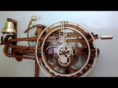 11 Best Rolling Ball Clock Images In 2016 Clocks Marble