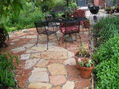 stone patio designs | patio stone - design ideas ? pavers ... - Different Patio Ideas