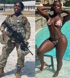 "1,258 Me gusta, 52 comentarios - HERMOSAS POLICIAS UNIFORMADAS (@policias_hermosas_nacional) en Instagram: ""😍HERMOSA POLICIAS😍 @policias_hermosas_nacional 👮🏼♀️👮🏻♀️ 👮🏽♀️👮🏾♀️⠀ ⠀ ⬇️SÍGUE NUESTRO…"" Pretty Black Girls, Beautiful Black Girl, Beautiful Women, Beautiful Dark Skinned Women, Female Soldier, Military Girl, Military Women, Girls Uniforms, Sexy Ebony"