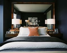 I love the chic hotel look.
