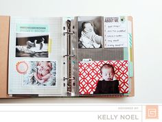 Capture Baby Book | Kelly Noel