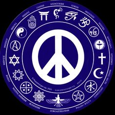 """All Faiths teach for the same thing, PEACE & Love...  Its a sad reflection on humanity that the vast majority of people that identify with any specific faith choose to chop the teachings into pieces and reassemble them to justify ignoring the teachings that form the root of their """"Belief"""""""