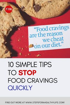 All these tips to help you to stop food cravings are ordered based on how fast you can act on them stopping junk food & late night meals.So while you may be tempted to reach for the fastest ones, we encourage you to try these simple 10 tips to stop food cravings.CHECK OUT THESE USEFUL TIPS👇 food cravings,sugar craving,craving food,healthy cravings,stop cravings,how to stop cravings,health,stop binge,overweight,binge,junk food,diet weightloss sweet craving,sugar cravings