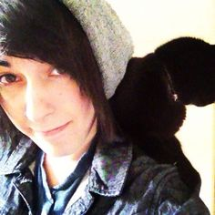 Destery Smith aka CapnDesDes! He's so funny and his observations are hilarious too! His music isn't too shabby either!