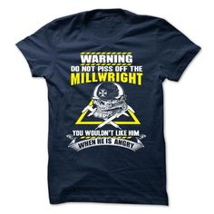 PROUD BE A MILLWRIGHT T-Shirt Hoodie Sweatshirts eia. Check price ==► http://graphictshirts.xyz/?p=93065