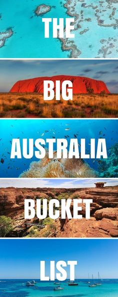 With over 100+ Things To Do in #Australia - plus awesome experiences & incredible places to see, this is the only Australia Bucket List you'll ever need! *** Australia | Things to do in Australia | Where to go in Australia | Top experiences in Australia | Sydney | Melbourne | Perth | Darwin | Cairns | Queensland | New South Wales | What to do in Australia | Places to visit in Australia | National Parks in Australia | #thingstodoinaustralia #BucketList