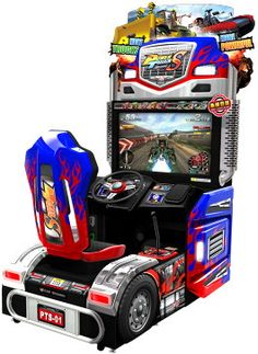 Power Truck S Arcade Special Truck Driving Video Game Arcade Games For Sale, Arcade Game Room, Arcade Game Machines, Games For Fun, Arcade Machine, Baby Dolls For Kids, Toy Cars For Kids, Nerf Toys, Mirror Crafts