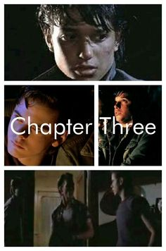Chapter three of The Outsiders