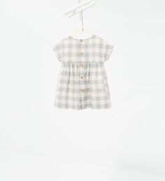 Image 2 of Check dress from Zara