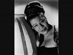 Ella Fitzgerald - I love Paris I love Paris anytime, been there many times, beautiful!  <3