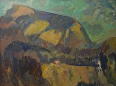 Mountford Tosswill, Toss Woollaston Tossed, Abstract Landscape, Painters, New Zealand, Landscapes, Artists, Paisajes, Scenery, Artist