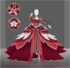 Commissions for Yunadance7 by Nagashia.deviantart.com on @DeviantArt