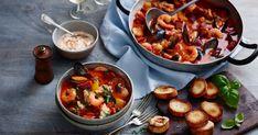 Mediterranean Fish Stew Recipe