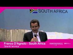 Marmomacc 2012: Franco D'Agnolo interview (Graniti tecnica, South Africa)