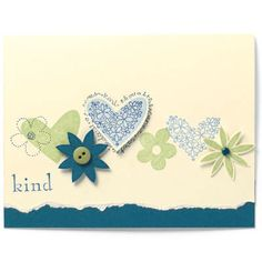 simply said stampin up card ideas -
