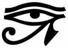 maquillaje para ojos egipcio