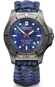 Victorinox Swiss Army INOX Professional Diver Titanium #add-content #basel-18 #bezel-unidirectional #bracelet-strap-synthetic #brand-victorinox-swiss-army #case-material-titanium #case-width-45mm #classic #cws-upload #date-yes #delivery-timescale-call-us #dial-colour-blue #discount-code-allow #gender-mens #movement-quartz-battery #new-product-yes #official-stockist-for-victorinox-swiss-army-watches #packaging-victorinox-swiss-army-watch-packaging #style-divers #subcat-i-n-o-x