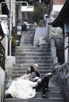 Key (키) & Arisa Yagi (八木アリサ) / Cosmopolitan