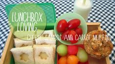 Lunch box Loving: Cheese sambos and carrot muffins | Village VoicesVillage Voices