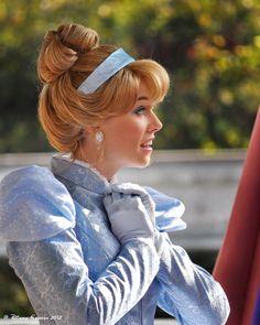 Cinderella Face Character