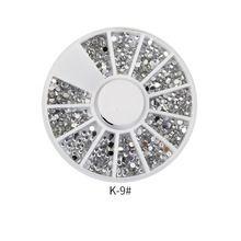 3d Nail Art Decorations Acrylic Diamond Shapes Rhinestones To Nails Art Accessories nail tools Z40 //FREE Shipping Worldwide //