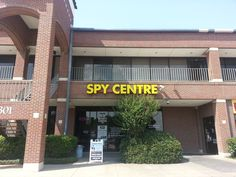 Another pricture of our spy centre store in Plano Texas.