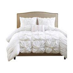 Found it at Wayfair - Harlow 4 Piece Comforter Set
