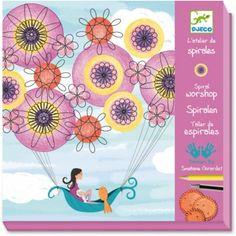 Djeco - Spiral Workshop Marguerite