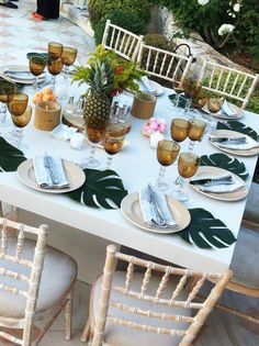 Thai Styled Party