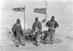 Mawsons Australian Antarctic Expedition