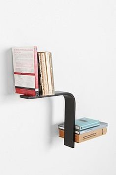 Sweet! L Invisible Book Shelf