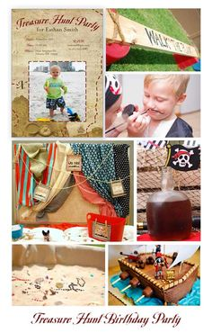 Personalized and Magnetic Birthday Party Invitations from CrinkledNose.com.