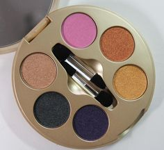 Lise Watier Palette India from the Lise Watier India Gold Summer 2013 Collection