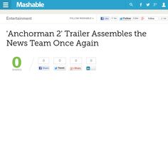 http://mashable.com/2013/05/18/anchorman-2-trailer/ ... | #Indiegogo #fundraising http://igg.me/at/tn5/