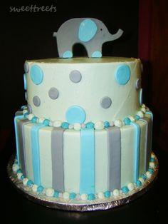 boys baby shower cake #babyshower