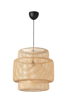 An interior designer's favorite daytime accessory isn't a cool pair of sunnies—it's a Frakta bag. Cool Headboards, Ikea Cart, Solar Powered Lanterns, Retro Color Palette, Open Wardrobe, Bamboo Weaving, Lantern Set, Lovely Shop, Natural Home Decor