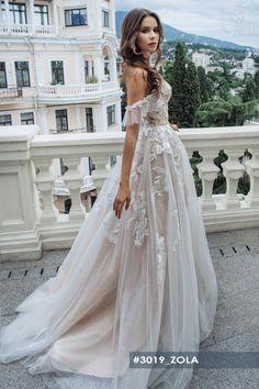 A Line Bridal Gowns, Tulle Wedding Gown, Cute Wedding Dress, Wedding Dresses For Sale, Bohemian Wedding Dresses, Bridal Dresses, Lace Wedding, Bride Gowns, Wedding Dress Corset