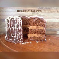 Mini bolo pão de mel