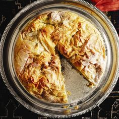 Try our Moroccan-inspired Bastilla — a phyllo-crusted pie stuffed with chicken, almonds and herbs — and more dishes from around the globe at Chatelaine.com.